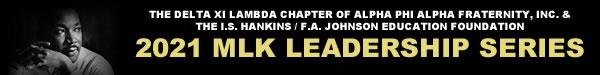 2021 MLK Leadership Series